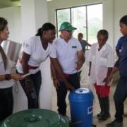ayuda humanitaria en Colombia