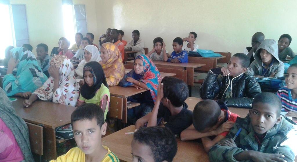 alianzaporlasolidaridad_desarrollolocal_escuela_Mauritania