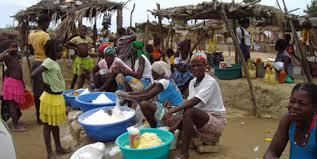 Alianza por la Solidaridad Proyecto solidario en Angola