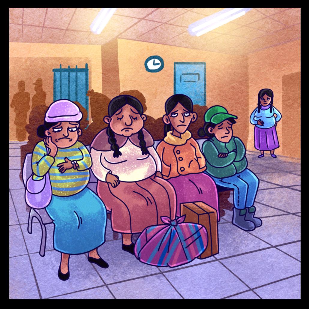 violencia obstétrica, Bolivia