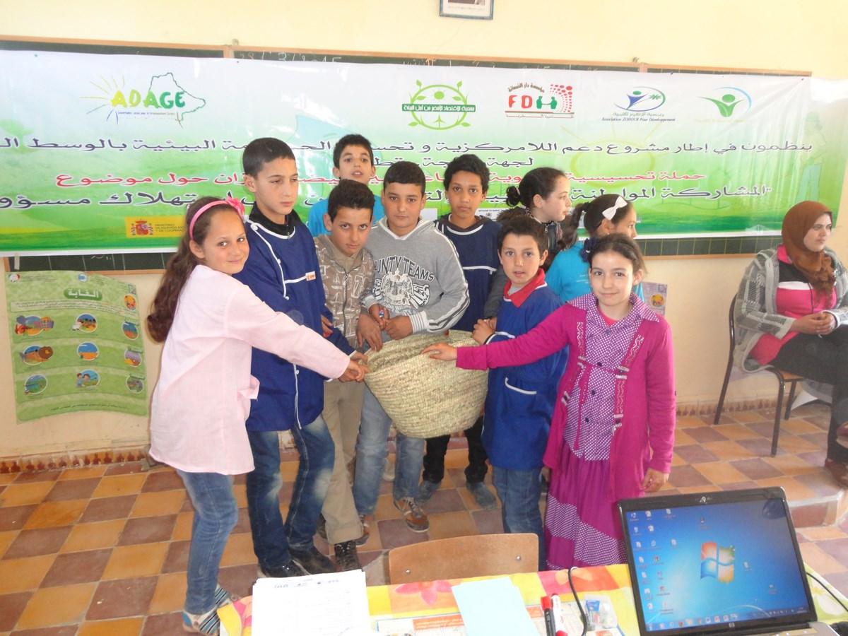 conciencia ambiental marruecos 2