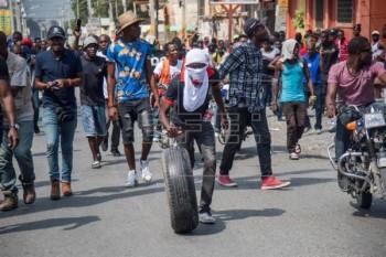EFE Haití