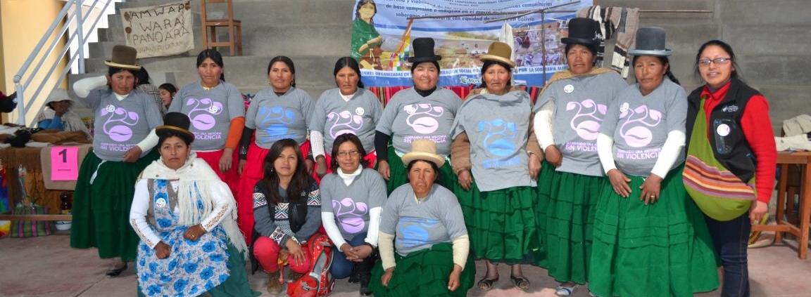 política indígenas Bolivia