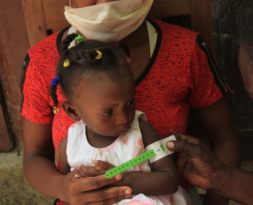 Haití crisis alimentaria