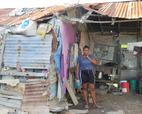 Haití, Reducción de Riesgo de Desastres