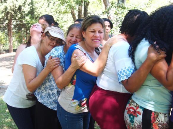 Mujeres colectivas y refugiadas Colombia - 2