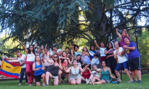 Mujeres colectivas y refugiadas Colombia - 3