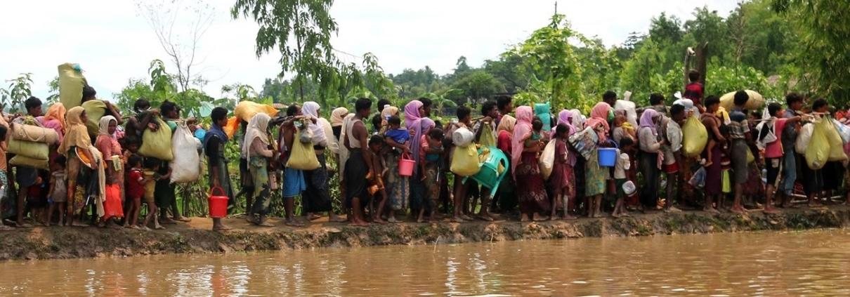 conflictos armados, Rohingya