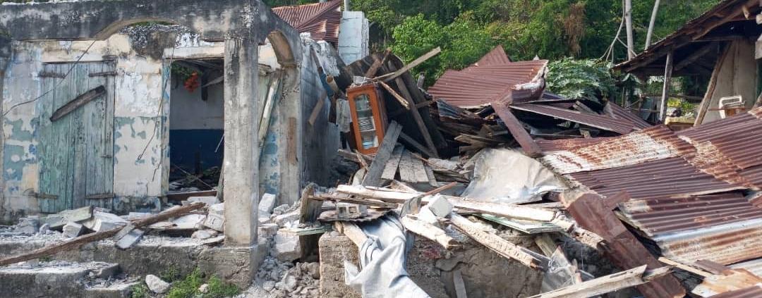 Terremoto Haití