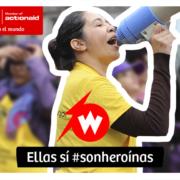 son heroínas mujer 8 de marzo