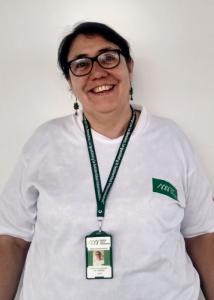 Sandra Victoria, cooperante internacional de Alianza en Colombia
