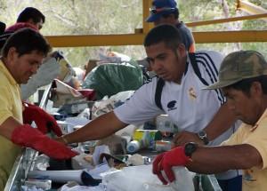 gestión de residuos ecuador