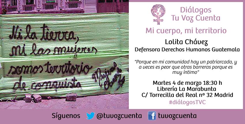 invitacion dialogos TVC