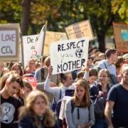 Jóvenes contra la crisis ecológica