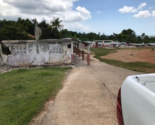 EL terremoto agrava la crisis humanitaria en Haití