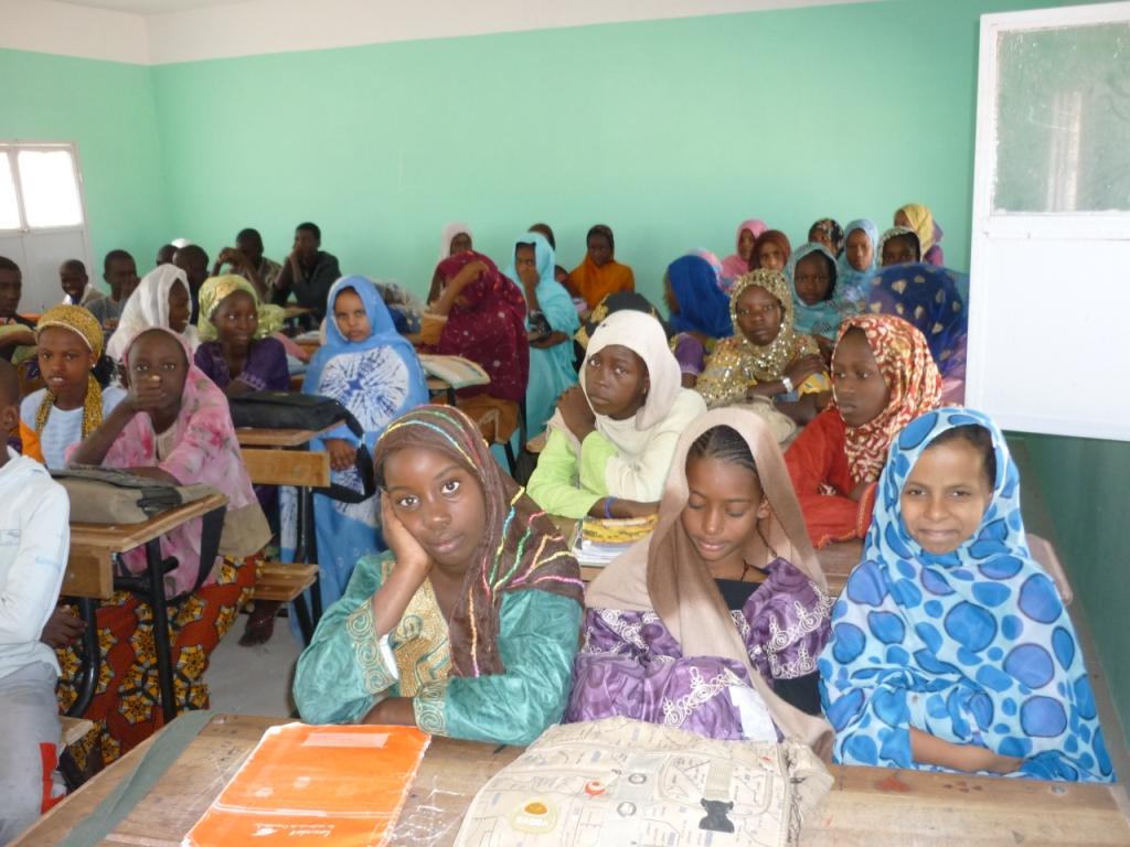 mujeres migrantes Mauritania