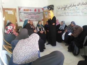 talleres mujeres gaza Alianza por la Solidaridad2