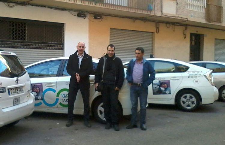 taxis valencia
