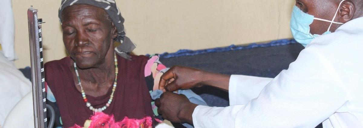 Vacunas en África