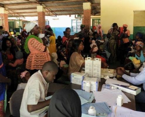Crisis covid África